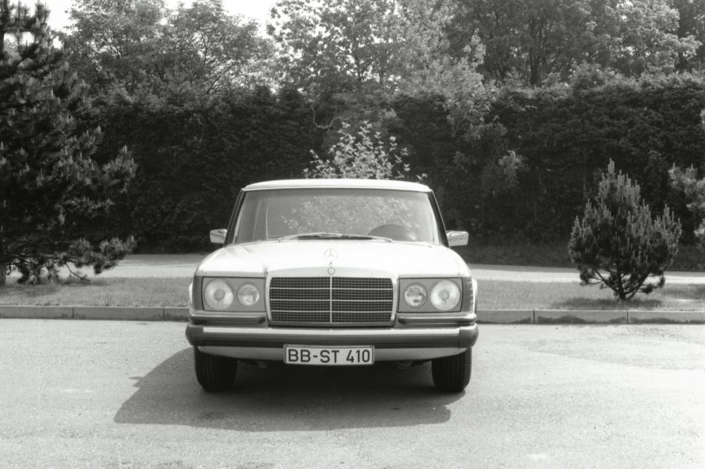 Mercedes-Benz 600 Faceliftstudie