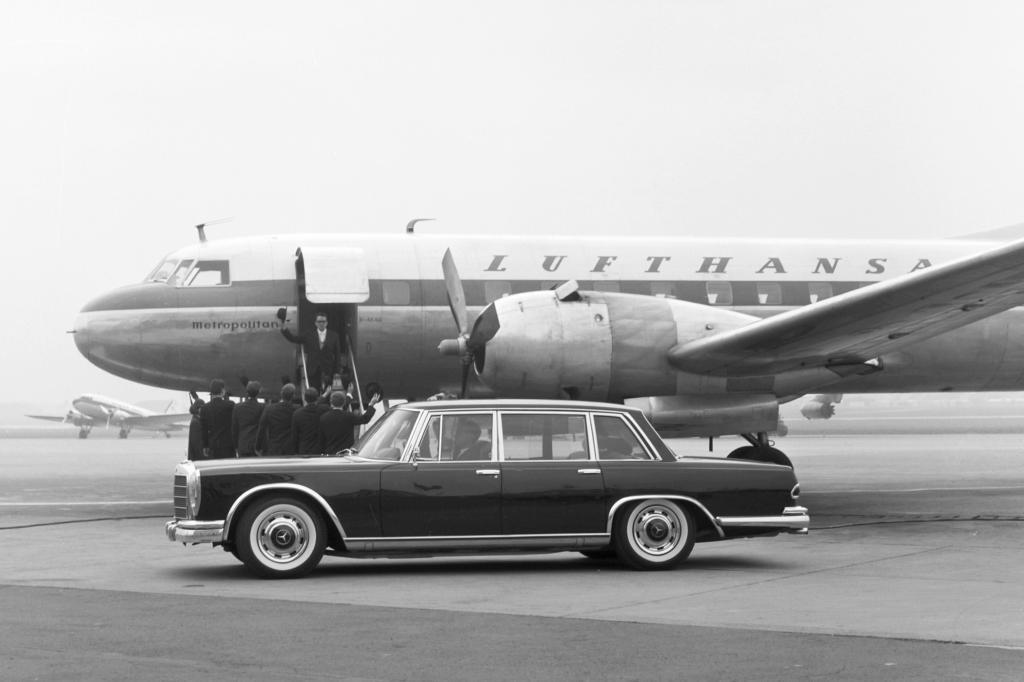 Mercedes-Benz 600 ab 1963