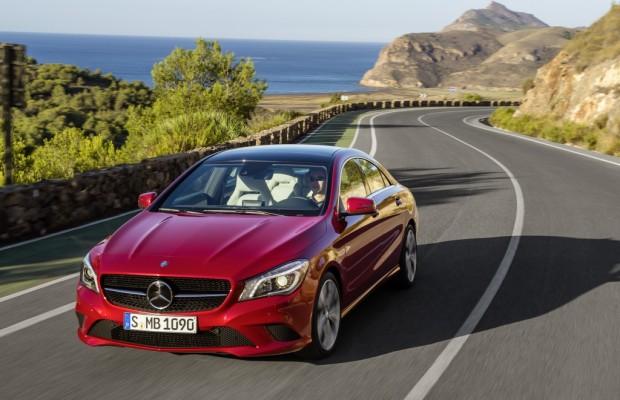 Mercedes-Benz CLA: Kompaktes Coupé denkt mit