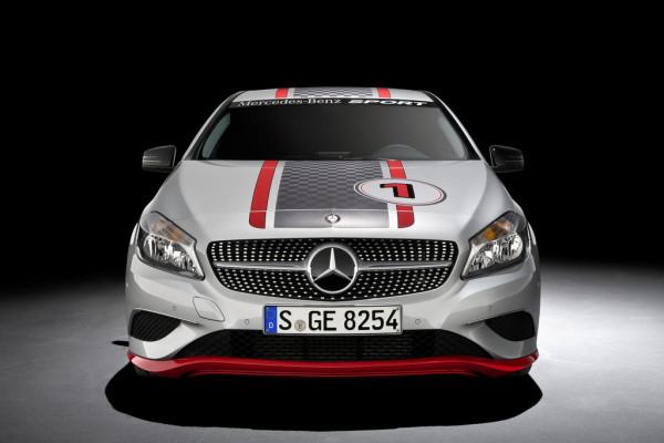 Mercedes-Benz Sport jetzt auch fr die A-Klasse