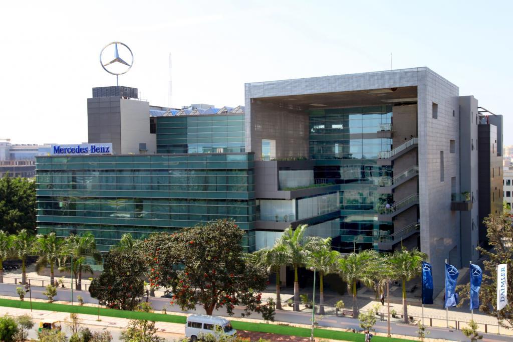 Mercedes-Benz in Bangalore