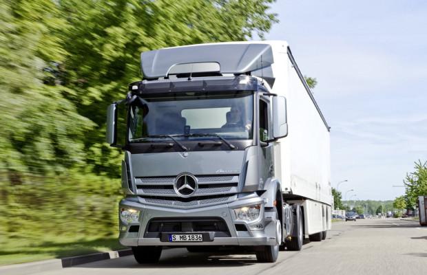 Mercedes-Benz zeigt Fahrzeuge für kommunalen Einsatz