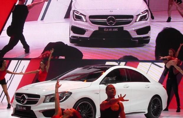 Mercedes CLA 45 AMG: Kompakt-Coupé auf Supersportwagen-Niveau