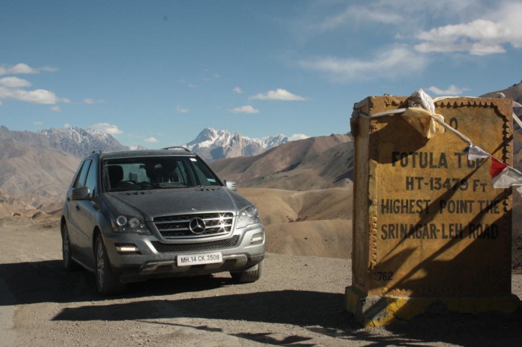 Mercedes geht in Indien in die Offensive - Den Riesen reiten