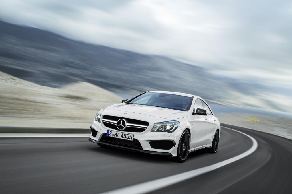 Mercedes legt eine AMG-Version des CLA auf