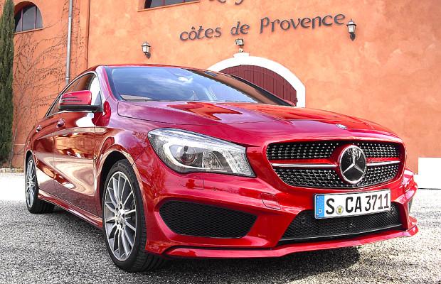 Mercedes setzt mit CLA-Coupé nun auch in Mittelklasse auf jüngere Kunden