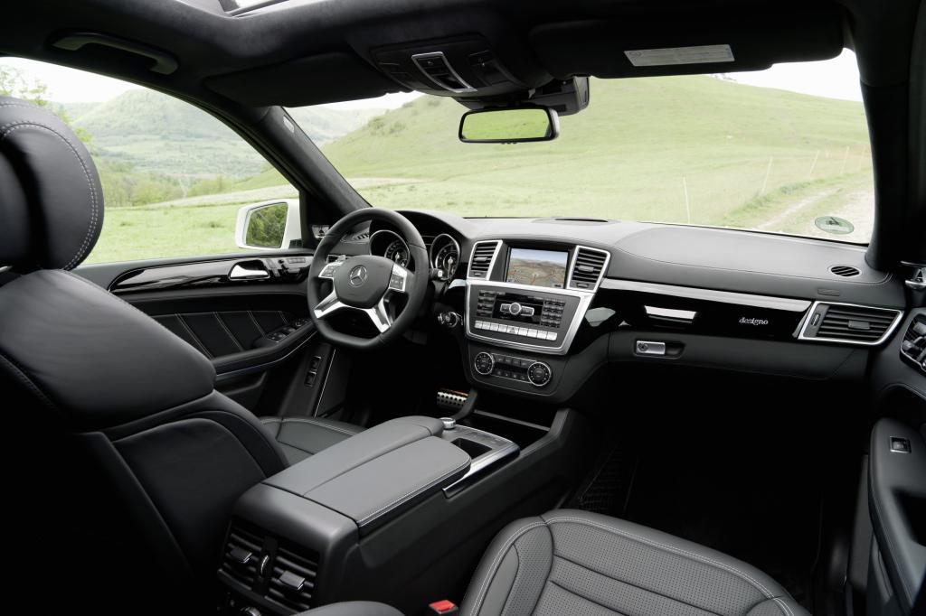 Mit 130.305 Euro kostet der AMG-GL gute 35.000 Euro mehr als der auch nicht gerade billige GL 500