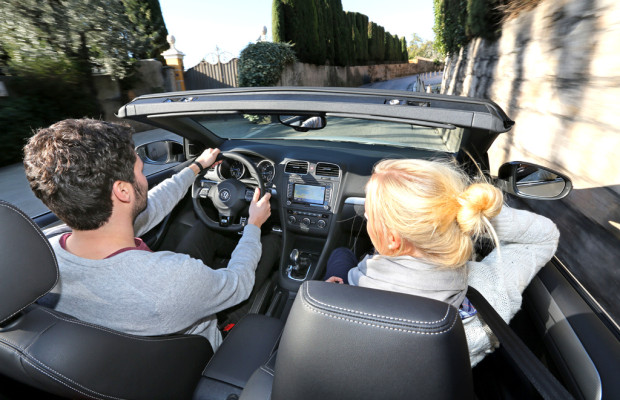 Mobile Zukunft (XIII): Cabrio-Dächer längst auf höheres Tempo ausgelegt
