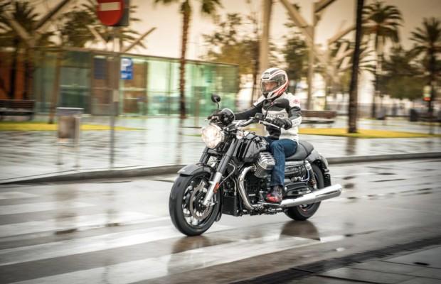 Moto Guzzi California 1400 Custom: Italienischer Luxus
