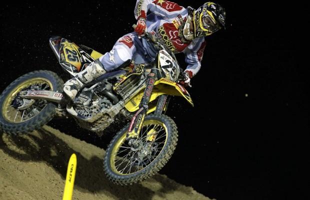 Motocross: Auftaktsieg für Suzuki in Qatar