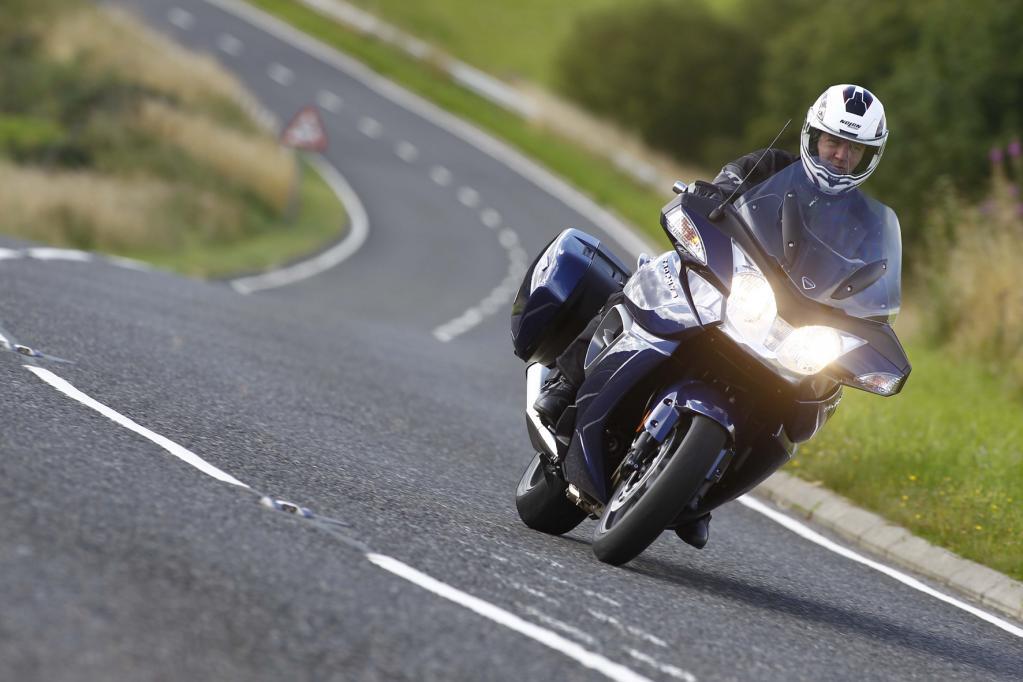 Motorrad: Frisch gewartet in die neue Saison