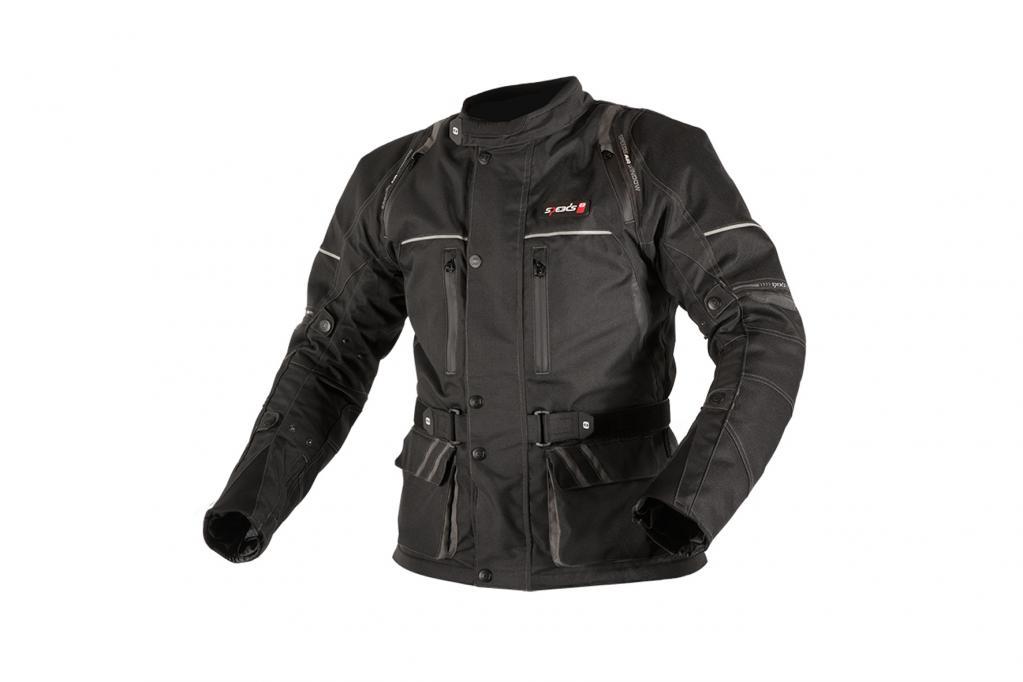 Motorradbekleidung für jedes Wetter