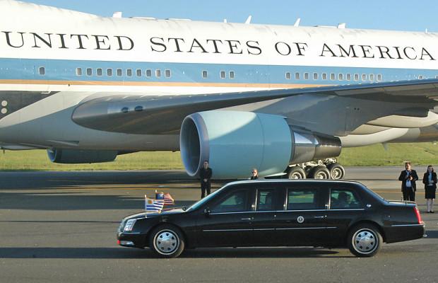 Na Tanke: Falscher Sprit legt Obamas Limousine lahm