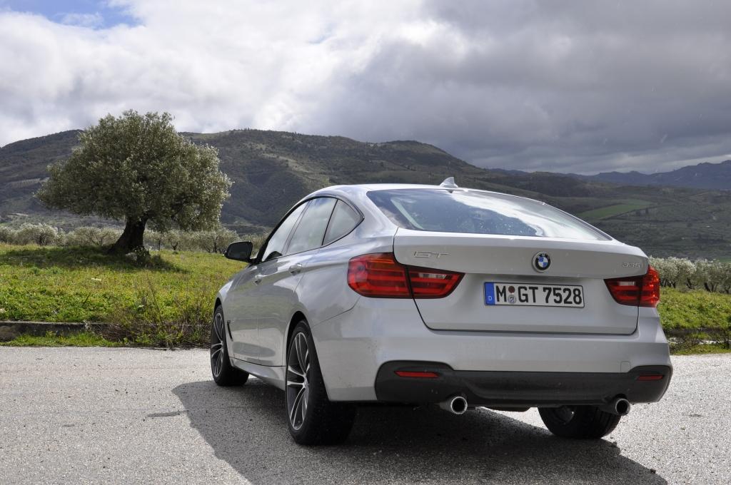 Neuvorstellung BMW 3er GT - Attraktiv auf großer Reise