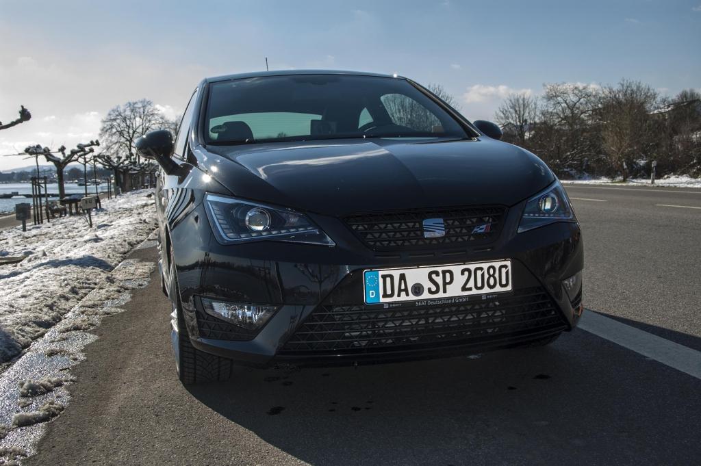 Neuvorstellung: Seat Ibiza Cupra - 6,9 Sekunden Leidenschaft