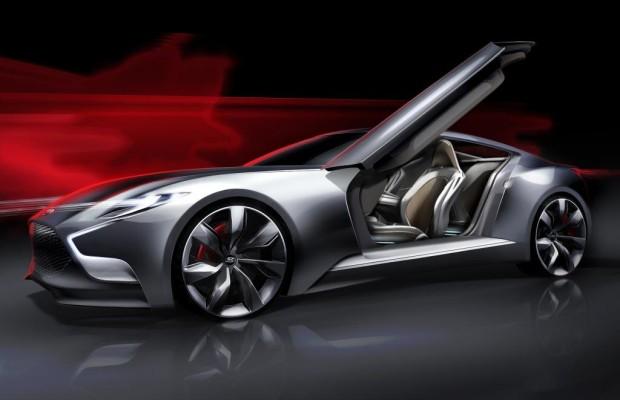 New York 2013: Hyundai-Studie HND-9 - Übung in Dynamik