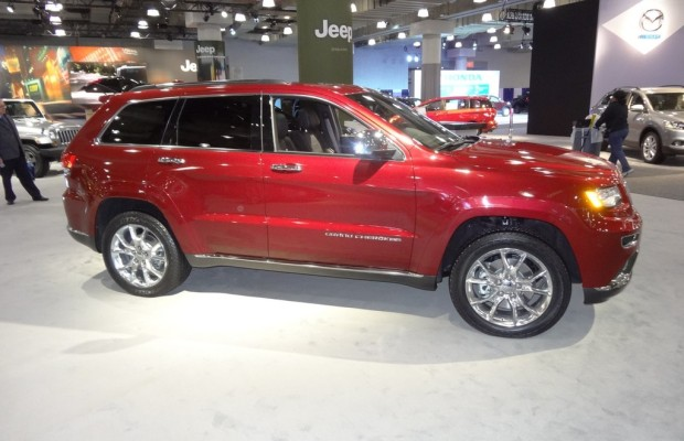 New York 2013: Jeep Cherokee will Maß aller SUV-Dinge sein