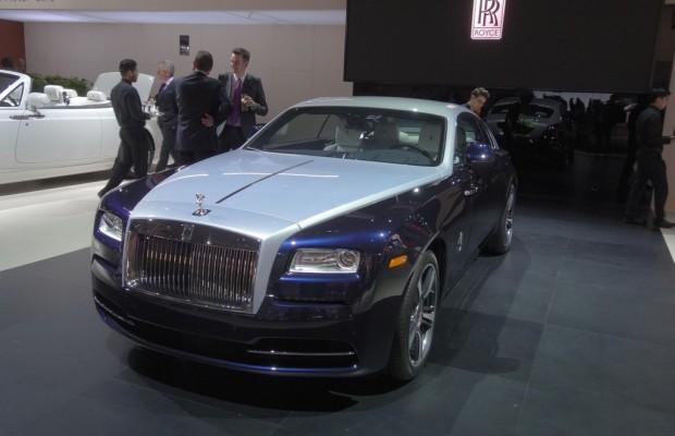 New York 2013: Rolls-Royce Wraith kostet 245.000 Euro
