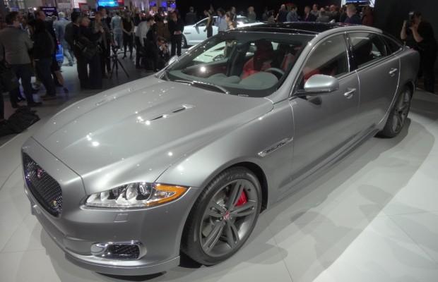 New York 2013: Weltpremiere für Jaguar XJR R-C