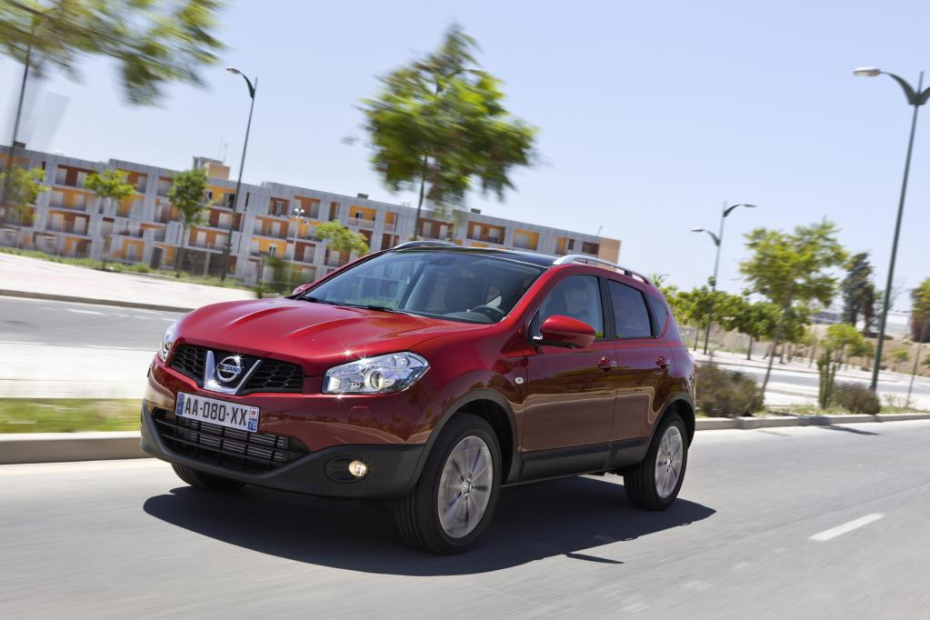 Nissan Qashqai 1.6 cdi: Voll und ganz salonfähig