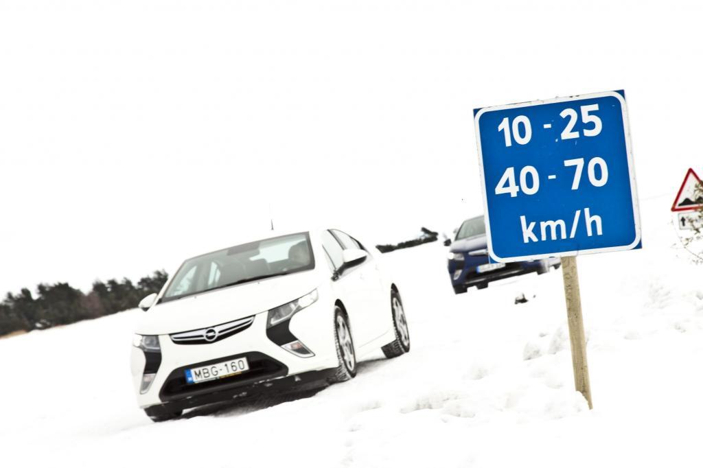 Null Emission auf gefrorenem, aber salzigem H2O