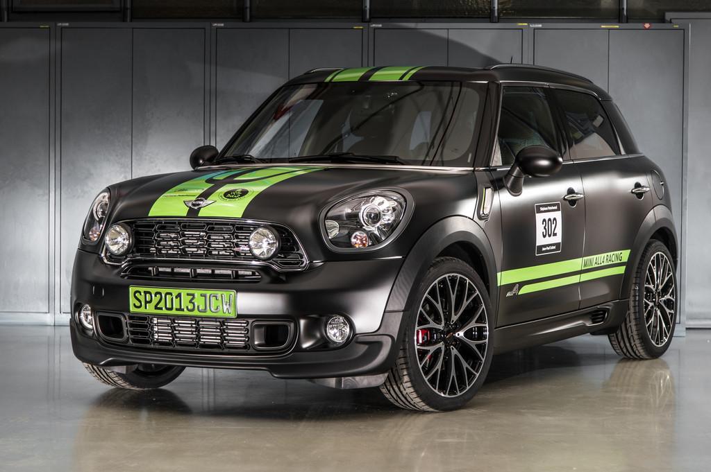 Nur elf Exemplare: Mini John Cooper Works Countryman All4 Dakar Winner