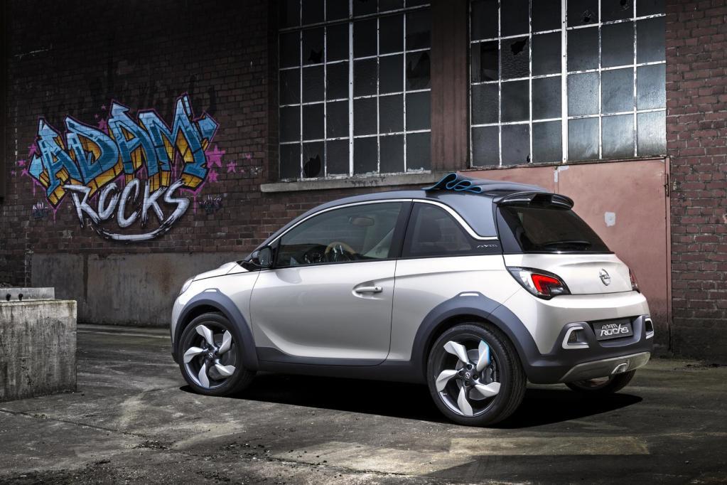 Opel Adam: Mitten in der Familienplanung