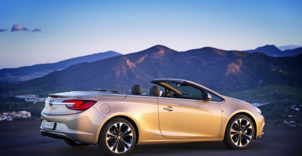 Opel Cascada: Luxus fr die Mittelklasse