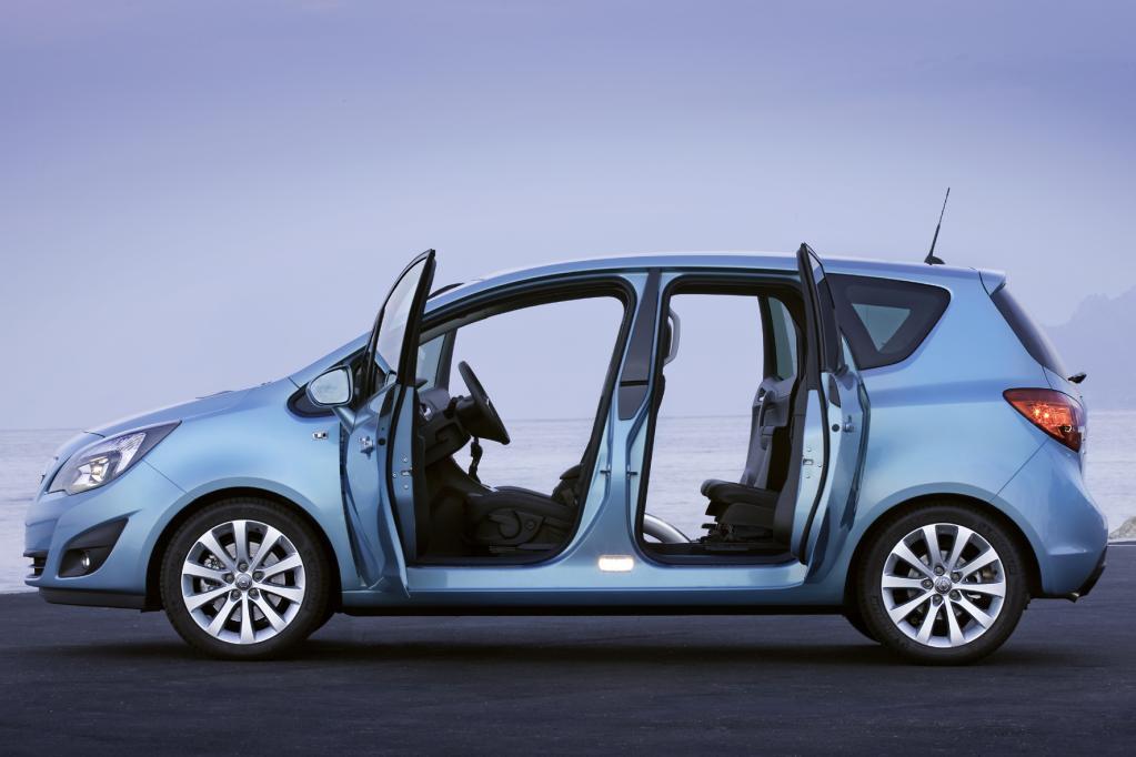 Opel: Ergonomie-Sitze für einen gesunden Rücken