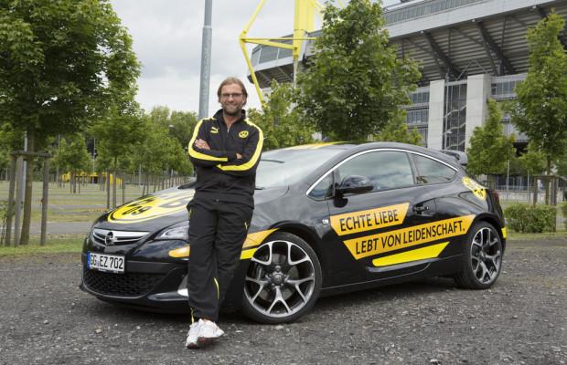 Opel ruft Familien zum Fußball-Cup auf