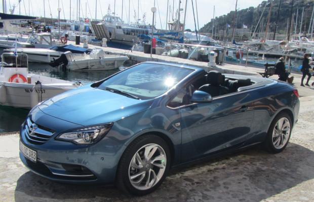 Openair-Mittelklasse: Opels neues Cascada-Cabrio startet noch im April