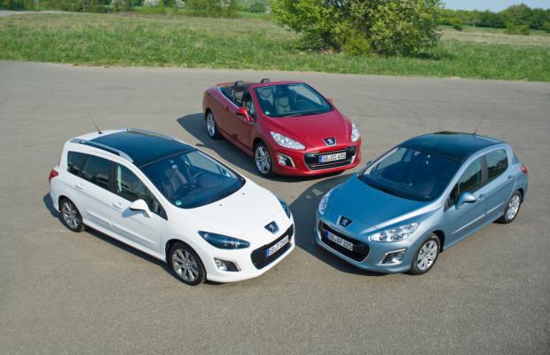 Peugeot 308 mit neuem Modellprogramm