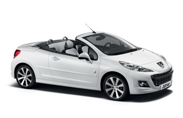 Peugeot-Sondermodelle - Großes Tennis