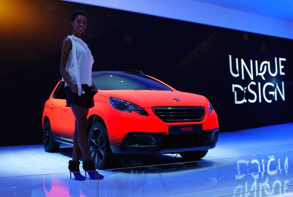 Peugeots neuer 2008.
