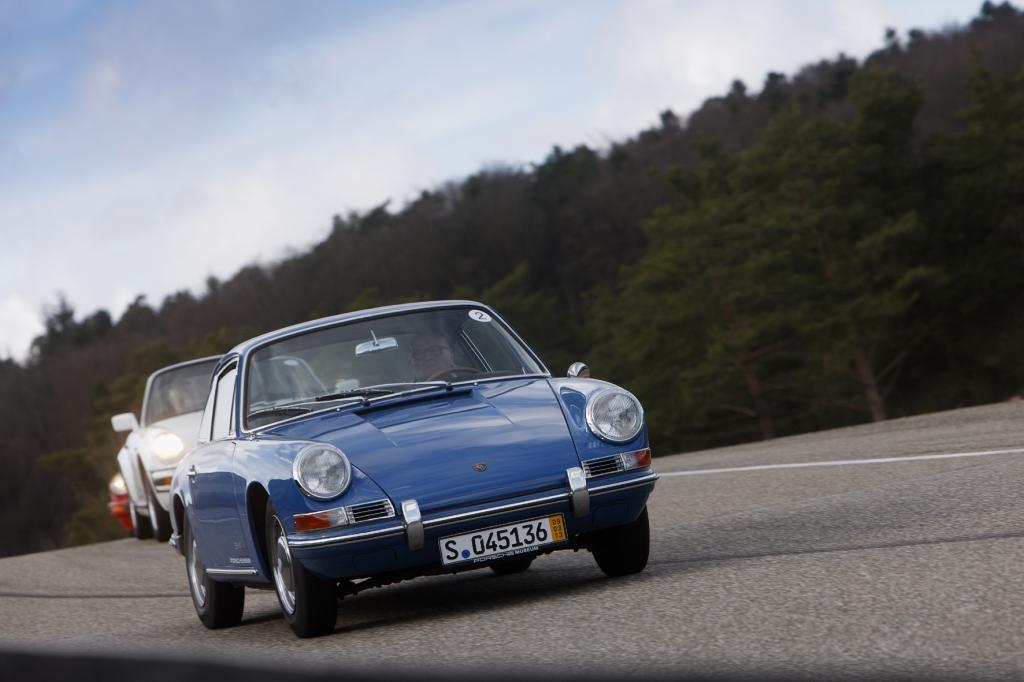 Porsche 911 Coupé 2.0: Zeitreise in das Jahr 1964