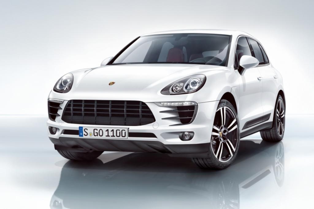 Porsche Macan - Start in drei Varianten