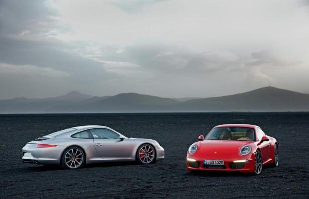 Porsche ruft 911 Carrera zurück
