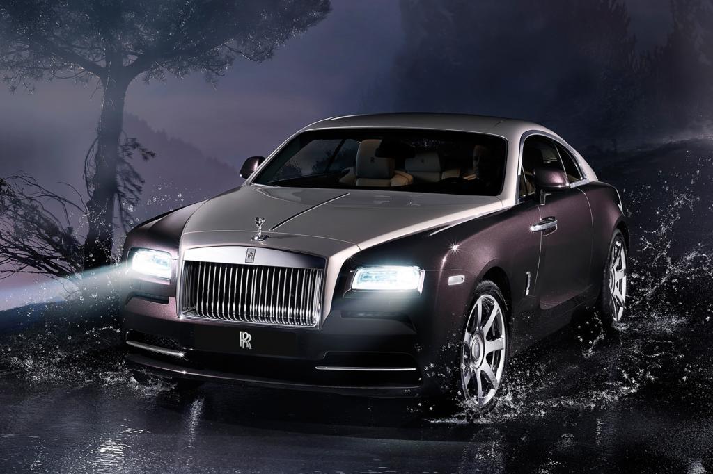 Preisliche Speerspitze dürfte der neue Rolls Royce Wraith sein