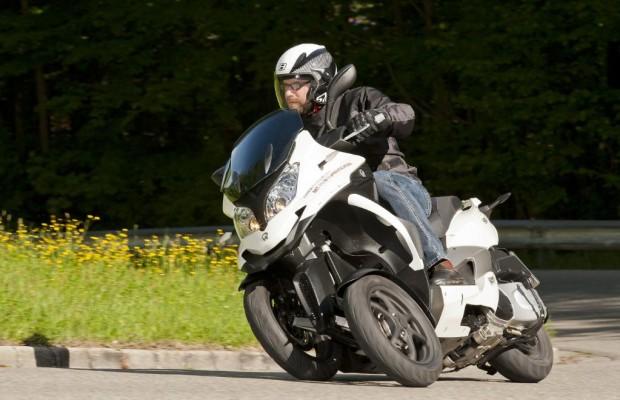 Quadro mit Rabatt auf Dreirad-Roller