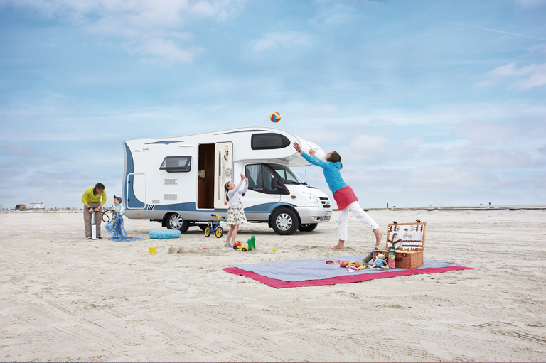 Ratgeber: Aufpassen bei der Caravan-Miete