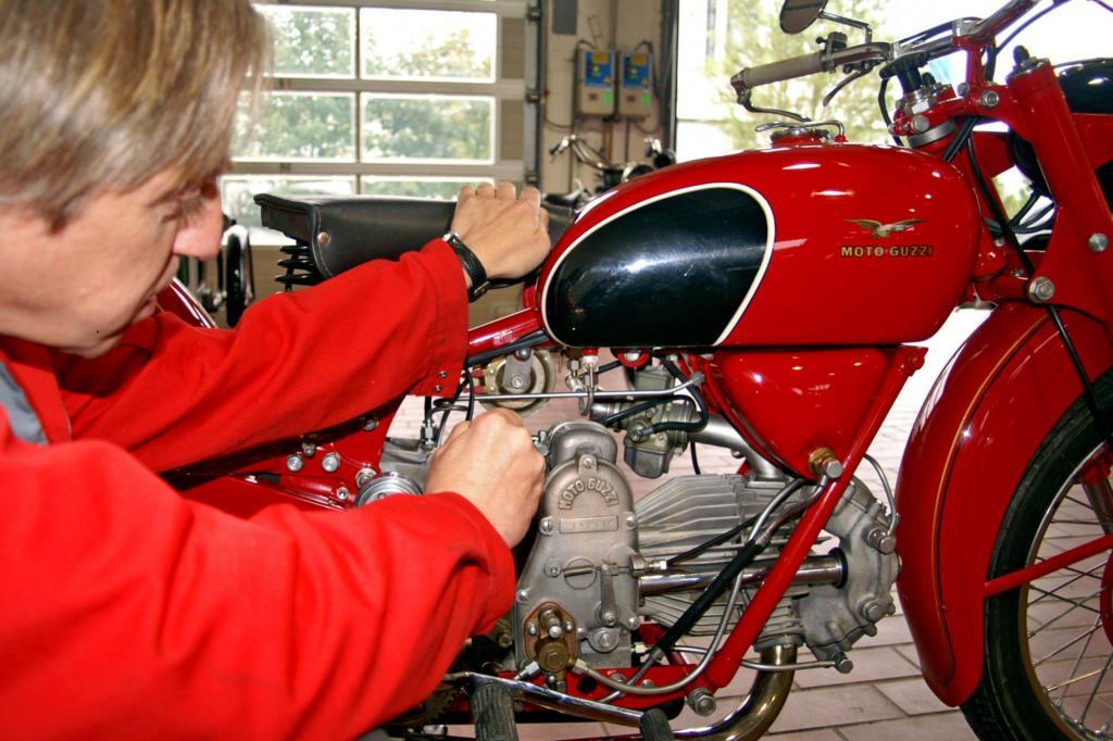 Ratgeber: Motorradpflege - Frühlingserwachen für zwei Räder