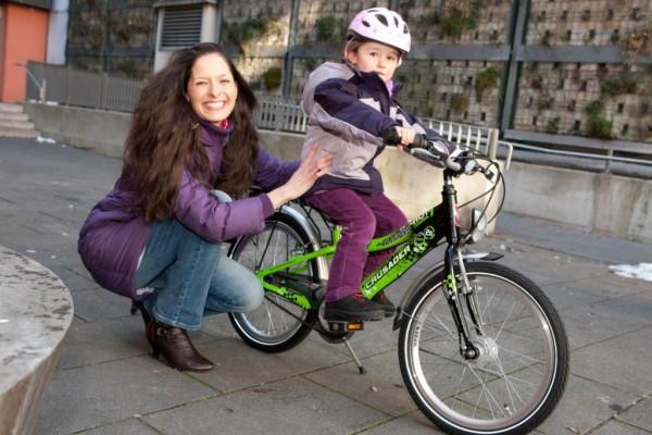 Ratgeber: So lernen Kinder Radfahren - Vertrauen ist gefragt