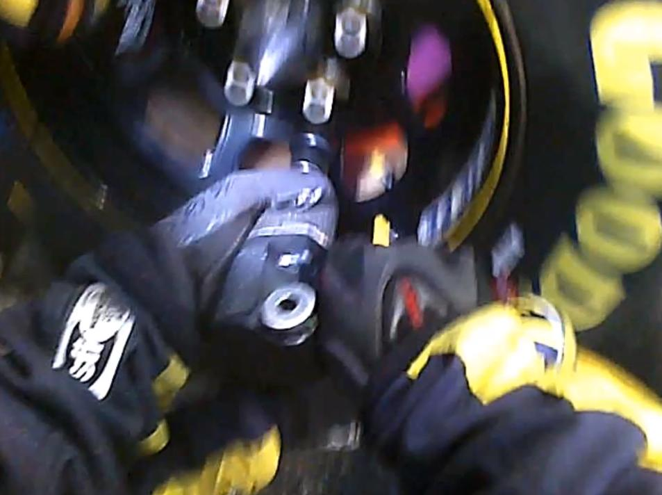 Reifenwechsel beim Nascar in 0,nix