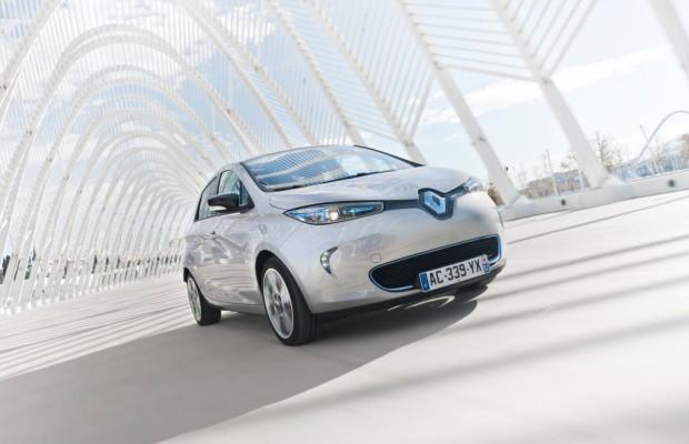 Renault Zoe - Unter Strom durch die Stadt