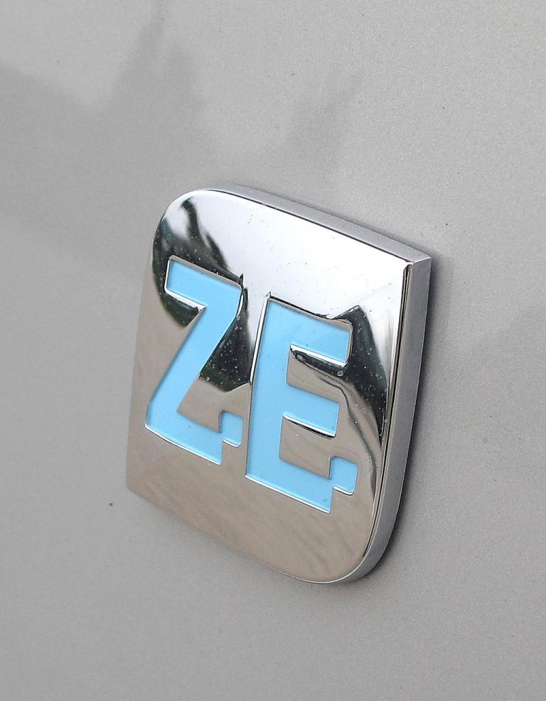 Renault Zoe: ZE steht bei den Franzosen für Zero Emission als für null Schadausstoß.