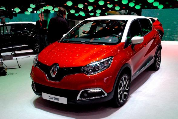 Renaults neuer Captur.