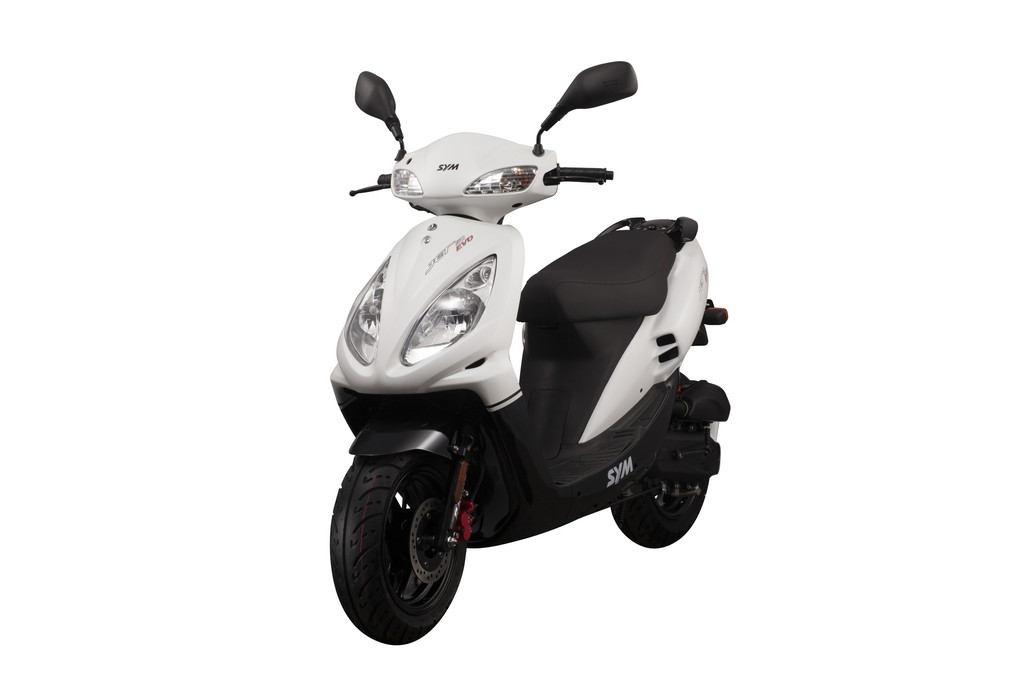 SYM bringt 2013 neue Roller auf den Markt