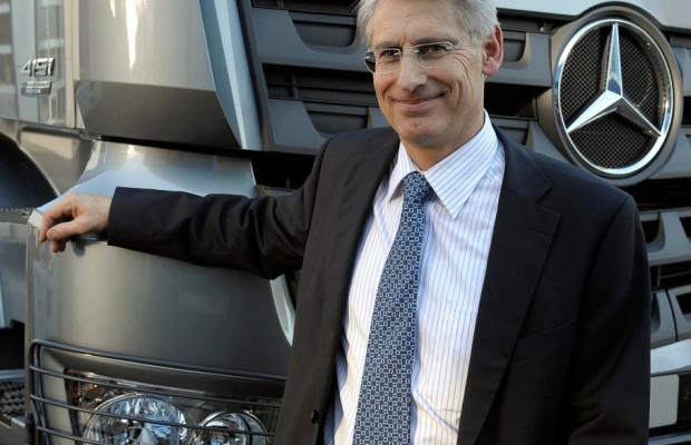 Schmid verantwortet Lkw-Vertrieb