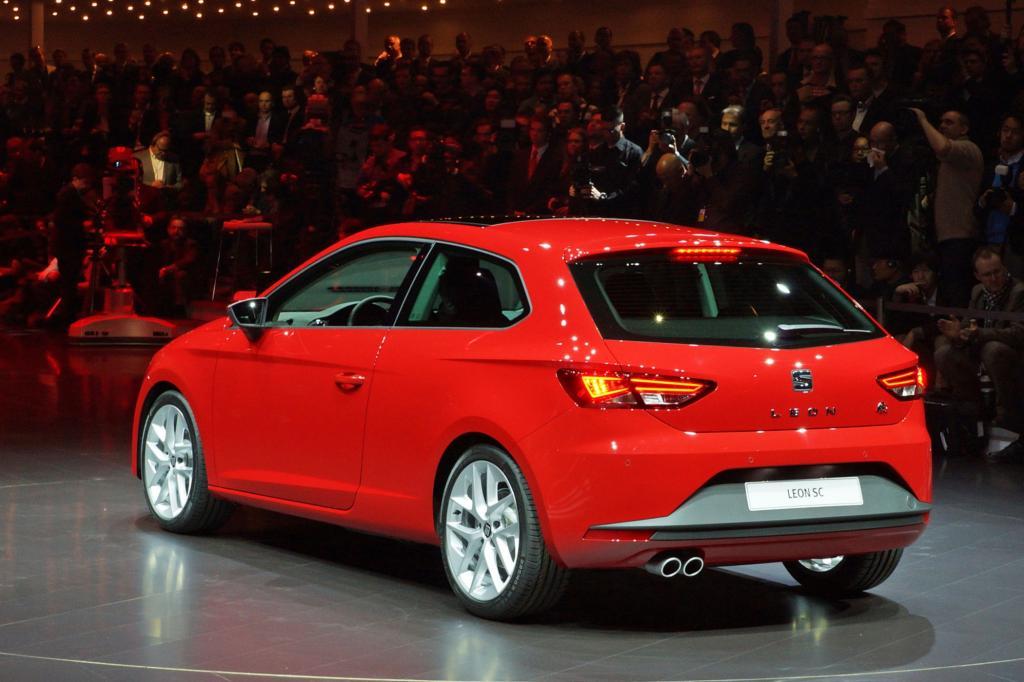 Seat Leon SC - Zwei Türen und 500 Euro weniger