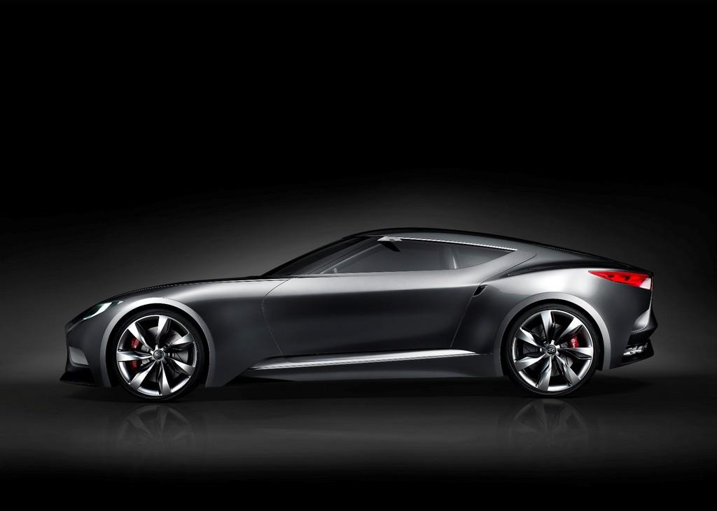 Seoul 2013: Hyundai feiert Weltpremiere für Concept-Car HND-9
